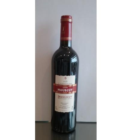 Vin rouge Irouléguy Domaine Mourguy AOP 75 cl